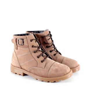 Ботинки подростковые зимние женские