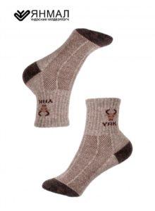 Монгольские носки из верблюжьей шерсти оптом