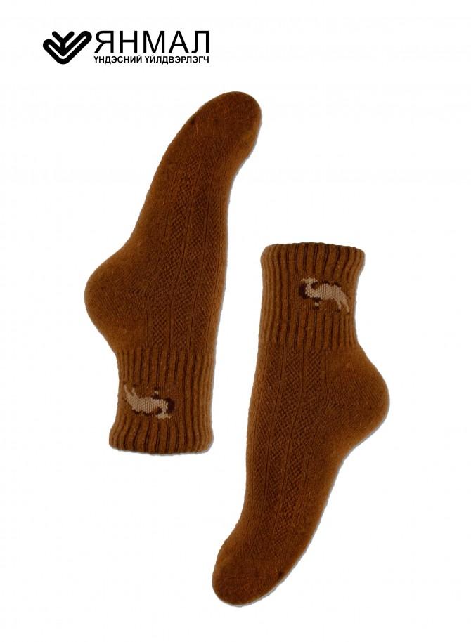 Носки из верблюжьей шерсти оптом