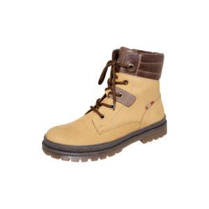 Ботинки зимние мальчиковые. Кош-Агач, 7-1088 (рыж)