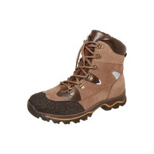 Ботинки мальчиковые зимние. 7-1299 (мокачино)