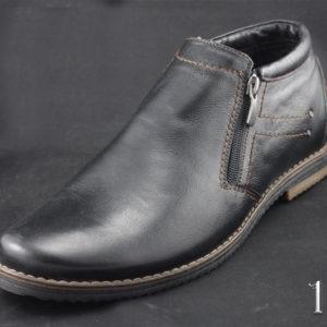 Ботинки мужские демисезонные 185Б-гладкая кч мэн