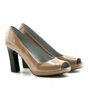 Туфли женские 031-81 беж. Кош-Агач