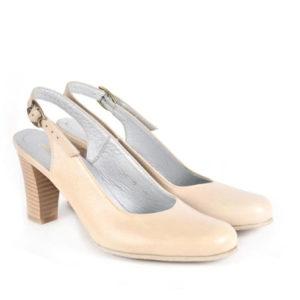 Туфли женские 051 беж. Кош-Агач