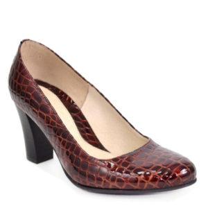 Туфли женские 327 л.р.бордо. Кош-Агач