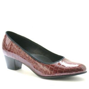 Туфли женские 515 л.р.бордо. Кош-Агач