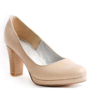 Туфли женские 622-81 беж. Кош-Агач