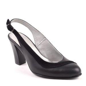 Туфли женские 670-81 ч. Кош-Агач