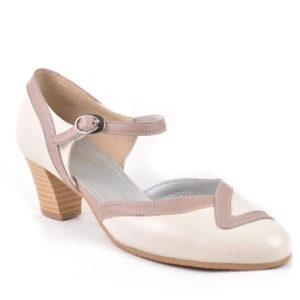 Туфли женские 676-51 беж. Кош-Агач