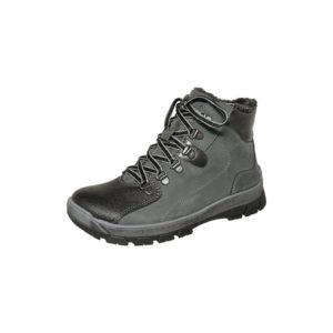 Ботинки зимние 7-1126 серый мужские