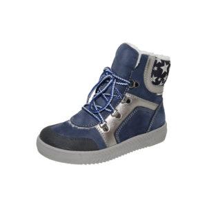 Ботинки зимние 4-1326 синий женские. Горно-Алтайск