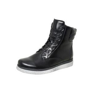 Ботинки зимние 5-1341 черный женские