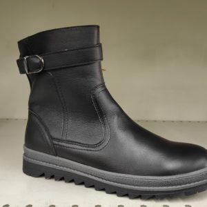 Ботинки зимние 7-573 М черный. Горно-Алтайск