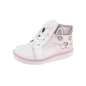 Ботинки демисезонные детские 3-1621 (розовый)