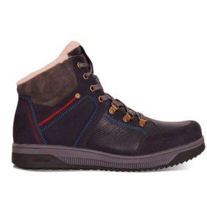 Ботинки Fernando2 синий (шерст.мех). Горно-Алтайск