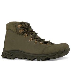 Ботинки TREK Fiord10 зеленый (шерст.мех). Горно-Алтайск