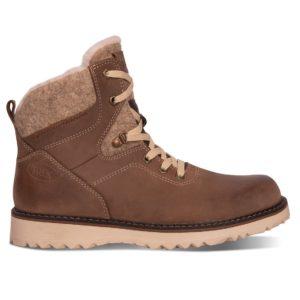 Ботинки мужские Martino1 коричневый (шерст.мех). Горно-Алтайск