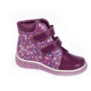 Ботинки демисезонные для девочек 3-321с сирен. Горно-Алтайск