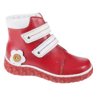 Ботинки демисезонные для девочек 3-171с борд. Горно-Алтайск