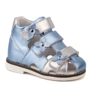 Туфли детские 14212 голуб. Горно-Алтайск