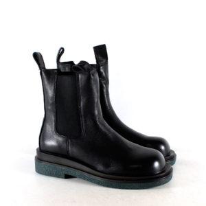 Ботинки женские демисезонные 42025ч. Горно-Алтайск