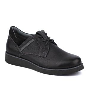 Туфли для мальчиков 51287 черный. Горно-Алтайск