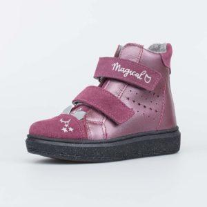 Ботинки детские демисезонные 352328-33 фиолетов. Горно-Алтайск