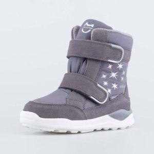 Ботинки детские зимние 654836-42 серый